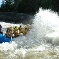 White Water Rafting and Business Building